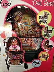 Lissi Doll Stroller Pram