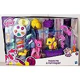 My Little Pony A1699E240 - Set di 2 pony Crystal Sparkle, con accessori
