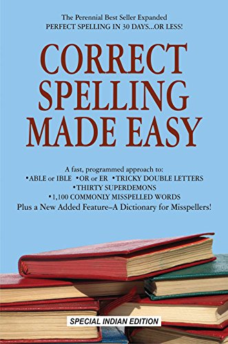 Correct Spelling Made Easy PDF
