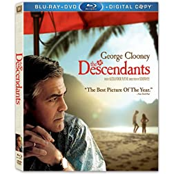 The Descendants (Blu-ray/DVD + Digital Copy)