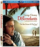 Cover art for  The Descendants (Blu-ray + DVD + Digital Copy)