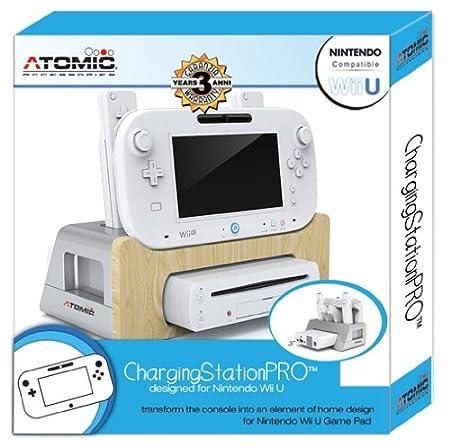 Wii U - ChargingStationPro (Base di ricarica Pro)