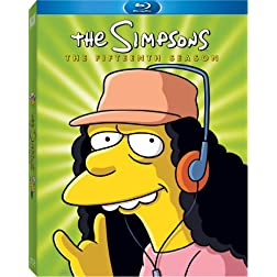 Simpsons: Season 15 [Blu-ray]