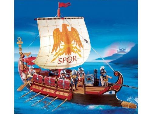 Playmobil - 4276 Roman Warrior Ship