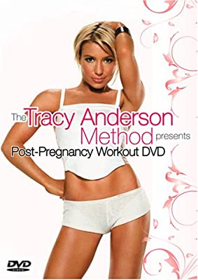 The Tracy Anderson Method Presents Post Pregnancy Workout DVD