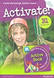 Ms Carolyn Barraclough Activate! B1 Students' Book with Access Code and Active Book Pack