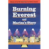 Burning Everest and Mariza's Story price comparison at Flipkart, Amazon, Crossword, Uread, Bookadda, Landmark, Homeshop18