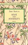 img - for Sense and Sensibility (Dover Thrift Editions) book / textbook / text book