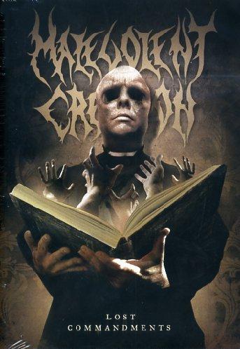 Malevolent Creation-Lost Commandm. - Dvd