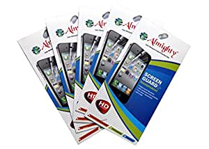 Almighty Matte Screen Guard Micromaxx 110 Pack Of 5