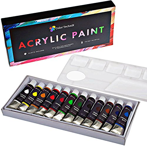 acrylic-paint-set-by-color-technik-12-best-colors-for-painting-canvas-wood-clay-fabric-nail-art-and-