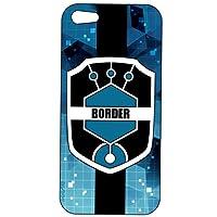 ワールドトリガー ボーダー隊員iPhoneカバー 5・5S用