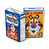 2 x MyTinyWorld Dolls House Miniature Kelloggs Frosties Box From 1988s