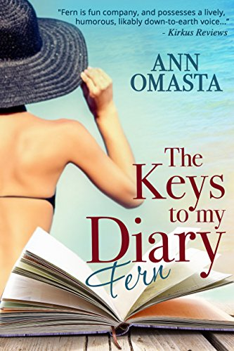Book: THE KEYS TO MY DIARY by Ann Omasta