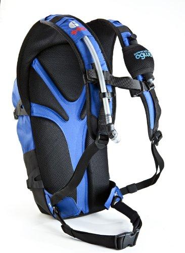 Geigerrig Geigerrig G1 700 Hydration Pack, Blue