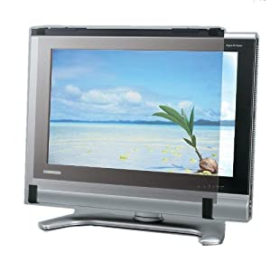 iBUFFALO 液晶TVガードハードタイプ反射防止BSTV08HNxx
