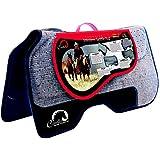 Cavallo Horse & Rider All Purpose Performance Enhanced Western Saddle Pad