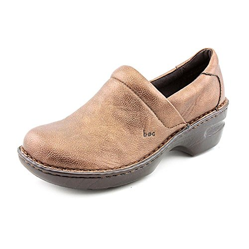 B.O.C. BOC BORN CONCEPT MARGARET CLOG METALLIC COPPER WOMEN
