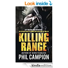 Killing Range: Left for Dead. Back for Revenge.