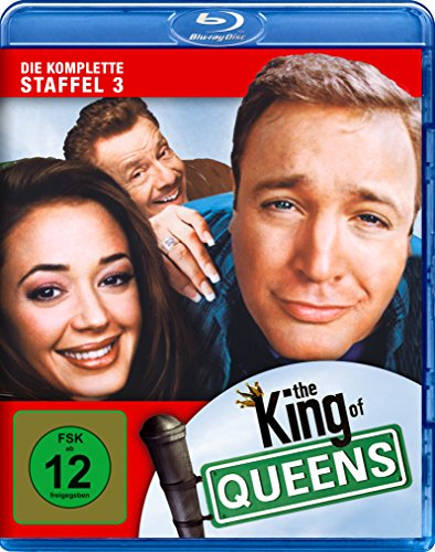 The King of Queens - Die komplette Staffel 3 [Blu-ray]