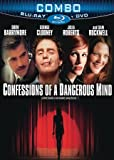 Confessions of a Dangerous Mind (Blu-ray/DVD Combo)