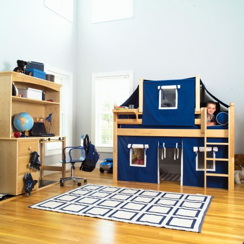 Boys Tent Bed front-49590