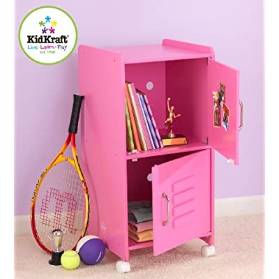 KidKraft Bubblegum Locker (Medium)