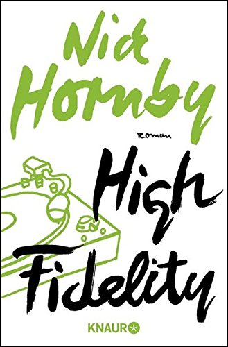 Nick Hornby High Fidelity Essay