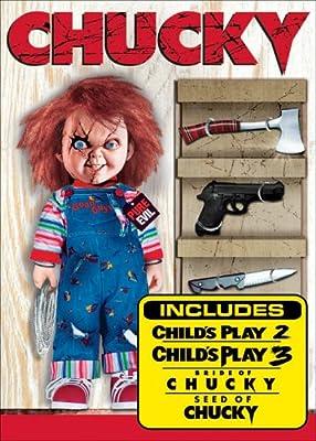 Chucky: The Killer Collection DVD Deal