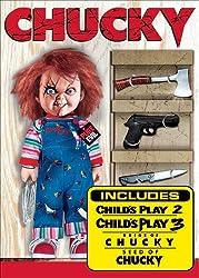 Chucky: The Killer DVD Collection