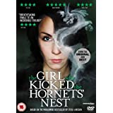 The Girl Who Kicked the Hornets' Nest [DVD] [2010]by Noomi Rapace