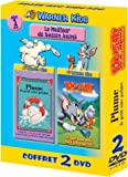 echange, troc Coffret Le Meilleur du Dessin animé 2 DVD : L'Ours, plume / Tom et Jerry : Courses poursuites en délire