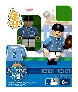 2012 All Star LTD ED Derek Jeter Oyo Mini Figure Lego New York Yankees MLB