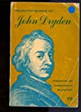 John Dryden Selected Works (Rinehart editions) (0030787955) by John Dryden