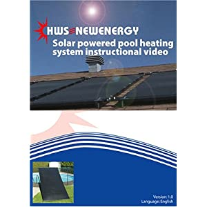 51136KWS2NL. SL500 AA300  Solar Panels For Swimming Pools