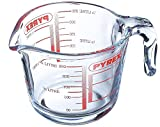 Pyrex Glass Measuring Jug - 0.25 L / 250ml