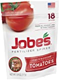 Lawn & Patio - Jobe's 6005 18-Pack Tomato Outdoor Fertilizer Food Spikes