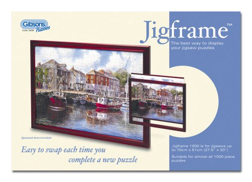 Gibsons Puzzle - Jigframe 1000