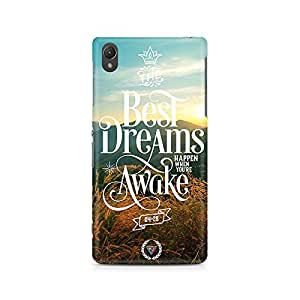 Ebby The Best Dreams Premium Printed Case For Sony Xperia Z5 Dual