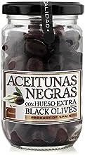 Ismael Aceituna Negra con Hueso de Aragón - 180 gr