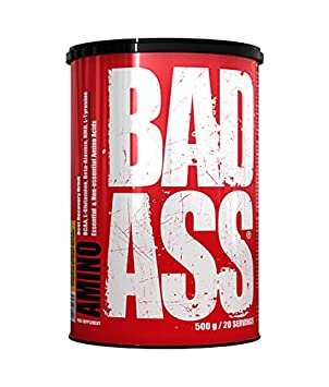 FA Nutrition - Bad Ass Amino 500 g / Erdbeere