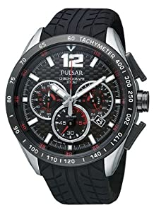 Pulsar 3-Hand Chronograph with Date Men's watch #PU2021