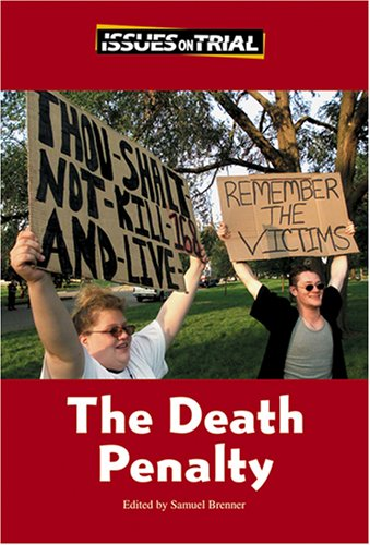juvenile death penalty Juvenile death penalty essays are juvenile's too young and underdeveloped physically and mentally to be sentenced to death for the murders they commit or do they.