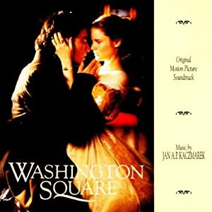 Jan Apkaczmarek Washington Square Film Score Soundtrack by Varèse-Sarabande