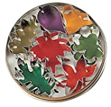 5113CNS9QYL. SL160  Top 10 Biscuit and Cookie Cutter Set   Handmade Christmas Gift Ideas 2011