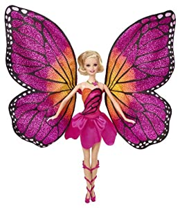 Barbie Mariposa & the Fairy Princess: Mariposa Doll by Barbie