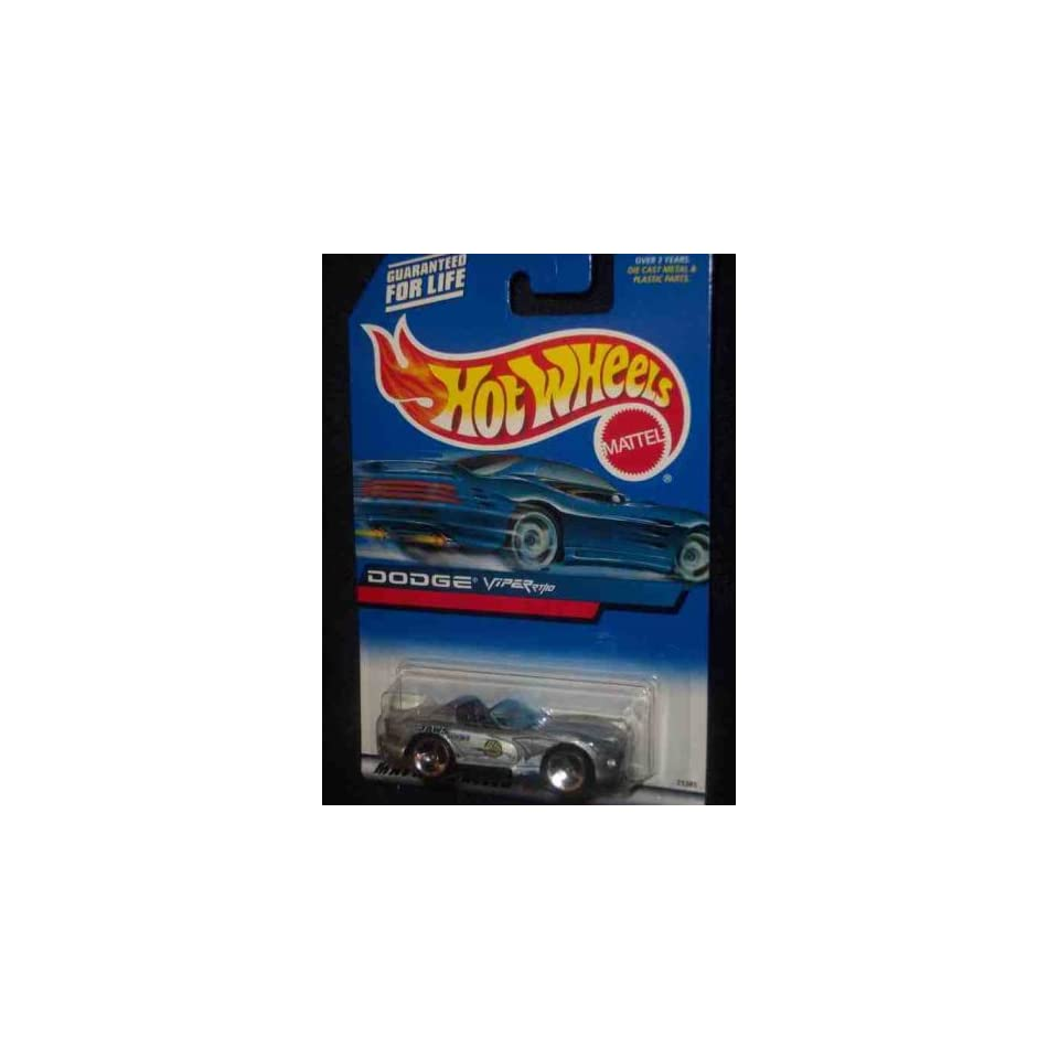 #2000 178 Dodge Viper RT/10 Collectible Collector Car Mattel Hot Wheels 164 Scale