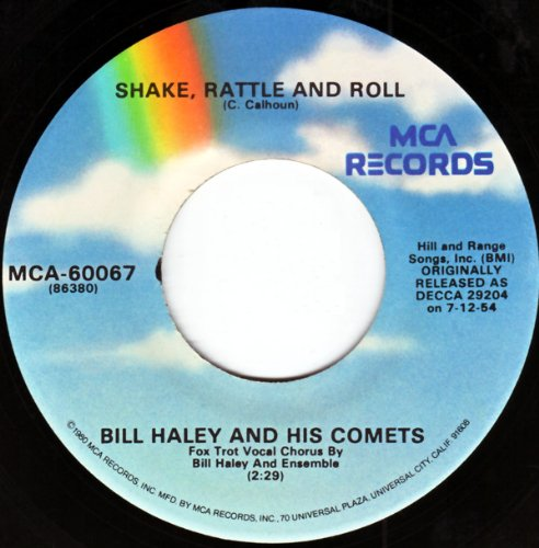Bill Haley &Amp; His Comets - Shake, Rattle & Roll - Zortam Music