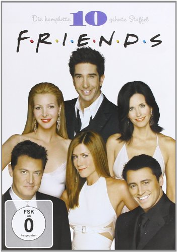 Friends - Die komplette Staffel 10 [5 DVDs]
