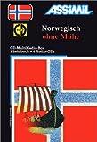 echange, troc Assimil - Collection Sans Peine - Norwegisch ohne Mühe (1 livre + coffret de 4 CD) (en allemand)